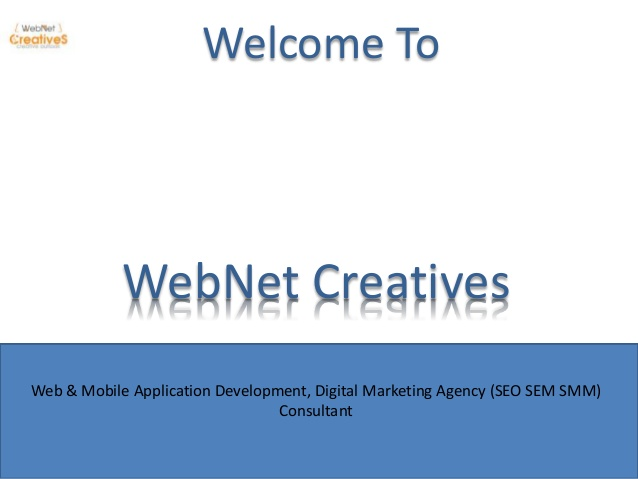 Web Net Creatives, New Delhi